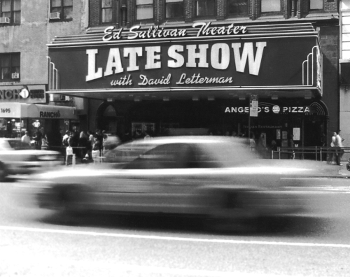 THE LATE SHOW (c) LAHARY